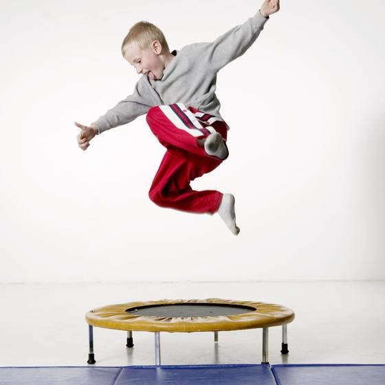 Benefits of Trampoline Exercise